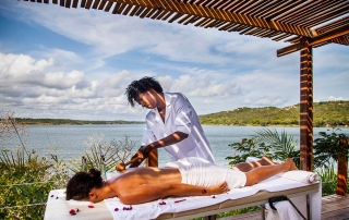 Naara Eco-Lodge Massage 1