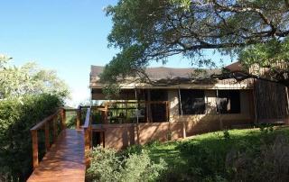 Naara Eco-Lodge Safari Tent 5