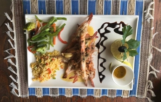 Naara Eco-Lodge Cuisine 1