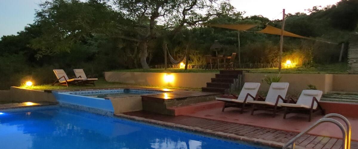 Naara Eco-Lodge Pool 1