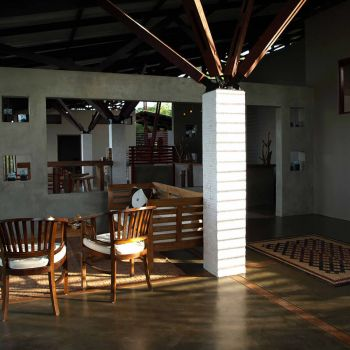 Common Area Naara Eco-Lodge