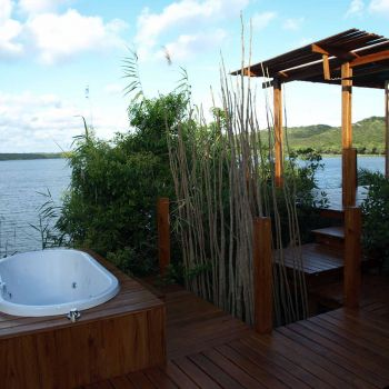Naara Eco-Lodge Jacuzzi Spa