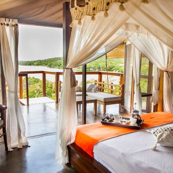 Naara Eco-Lodge Safari Tent 2