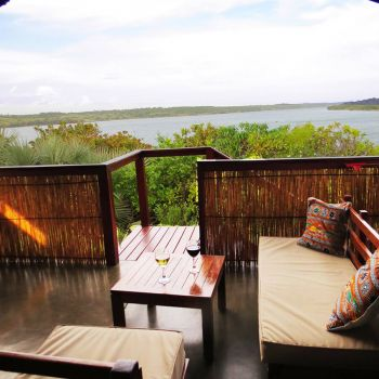 Naara Eco-Lodge Balcony View