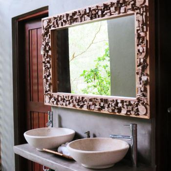 Naara Eco-Lodge Bathroom 3