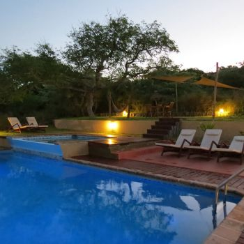 Naara Eco-Lodge Pool 1