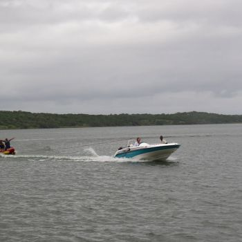 Naara Eco-Lodge Water Skiing 1